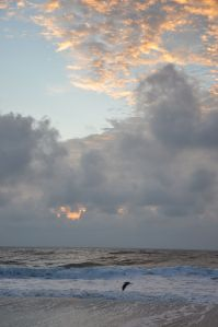 Clouds haiku